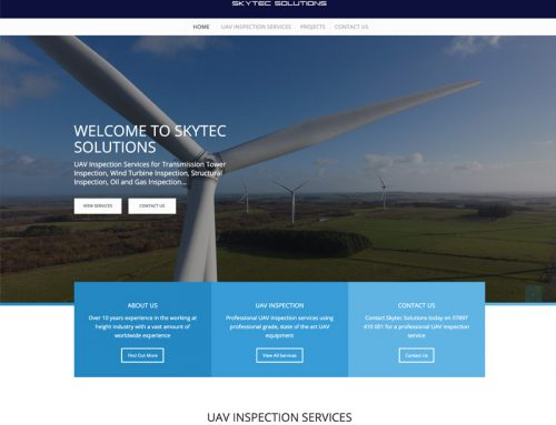 New Site: Skytec Solutions