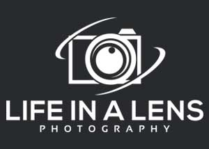 Life in a Lens Photography Logo