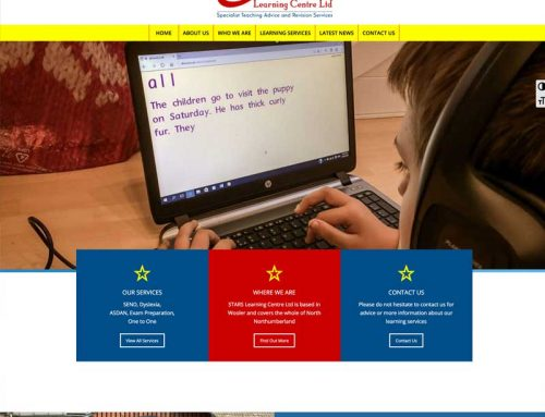 New Site: STARS Learning Centre