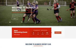 Alnwick Hockey Club Screenshot