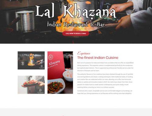 New Site: Lal Khazana