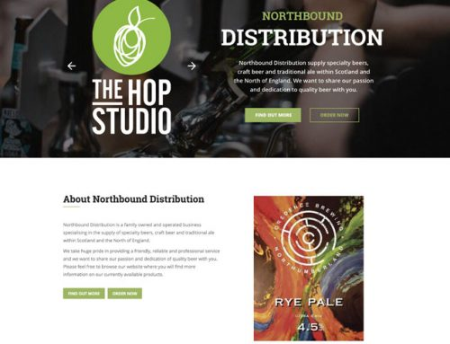 New Site: Northbound Distribution