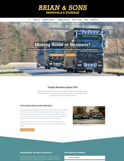 Brian and Sons Removals