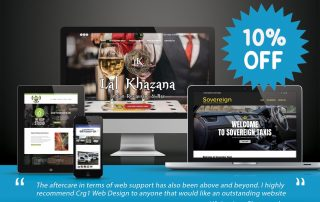 FIFA World Cup Offer, Save 10 Percent at Crg1 Web Design