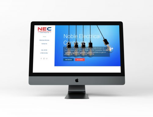New Site: Noble Electrical Contracts