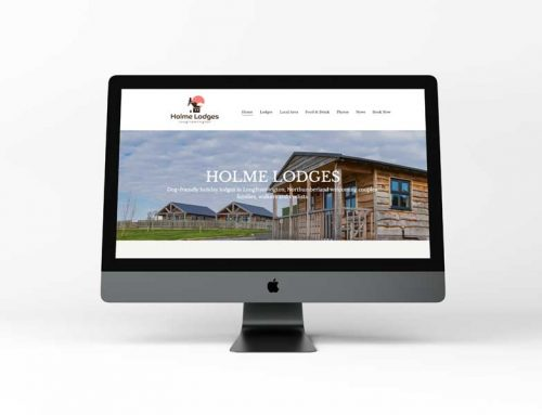 New Site: Holme Lodges